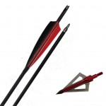Arrow + Broadhead Packs